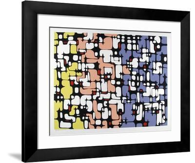 Continuity-Ibram Lassaw-Framed Limited Edition