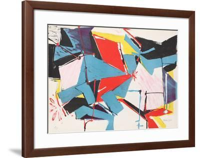 Untitled-Jasha Green-Framed Limited Edition