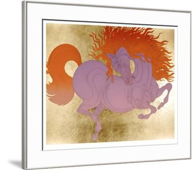 La Jument-Guillaume Azoulay-Framed Limited Edition