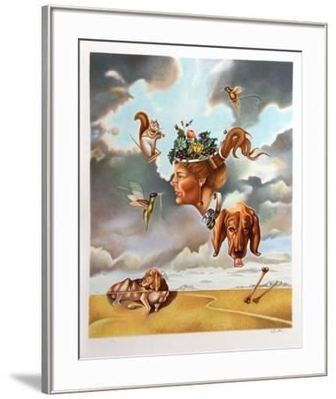 Spring-Israel Rubinstein-Framed Limited Edition