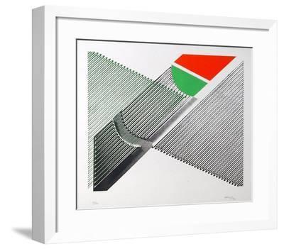 Untitled 3-Michael Argov-Framed Limited Edition