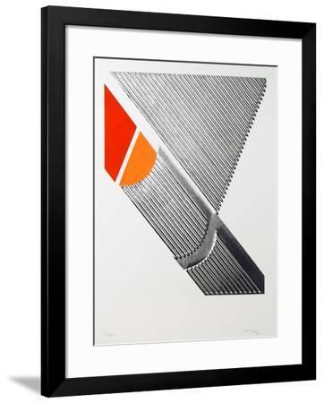 Untitled 5-Michael Argov-Framed Limited Edition