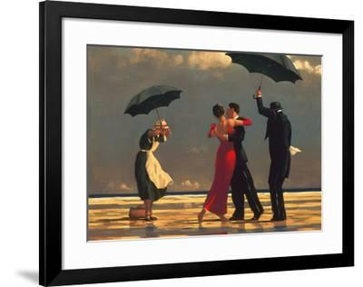 The Singing Butler-Jack Vettriano-Framed Art Print