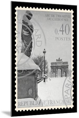 Stamp Collection I-The Vintage Collection-Mounted Giclee Print