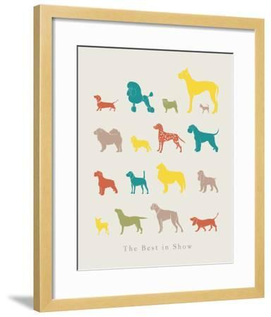 The Best in Show-Clara Wells-Framed Giclee Print