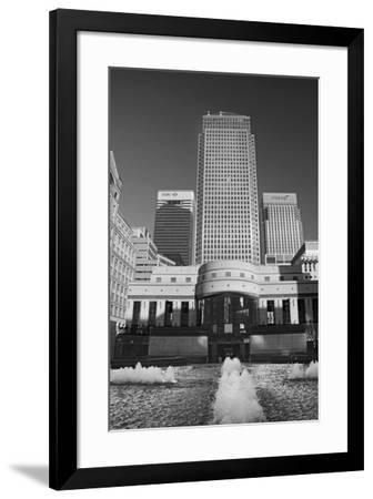 Skyline II-Bill Philip-Framed Giclee Print