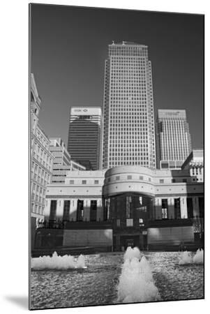 Skyline II-Bill Philip-Mounted Giclee Print