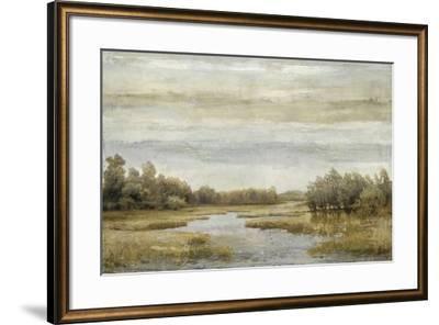 Big Sky Creek II-Mark Chandon-Framed Giclee Print