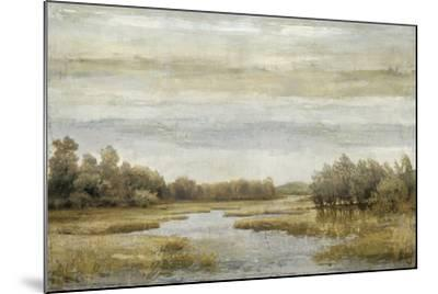 Big Sky Creek II-Mark Chandon-Mounted Giclee Print