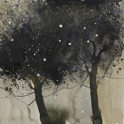 Seasonal Trees II-Susan Brown-Framed Giclee Print