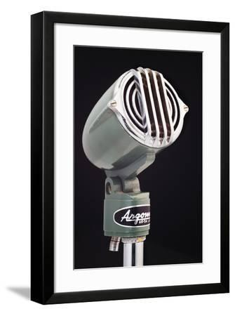 Electro Voice II-Chris Dunker-Framed Giclee Print