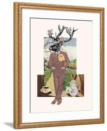 Petville I-Clara Wells-Framed Giclee Print