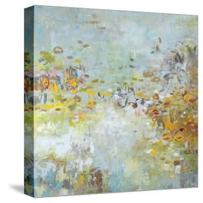 Angelic-Amy Donaldson-Stretched Canvas Print
