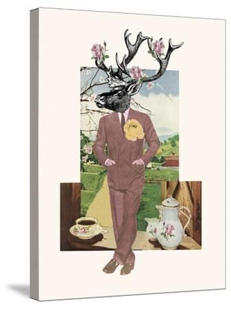 Petville I-Clara Wells-Stretched Canvas Print