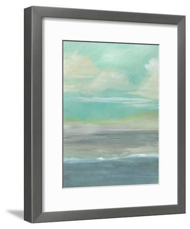Lowland Beach I-Charles McMullen-Framed Art Print