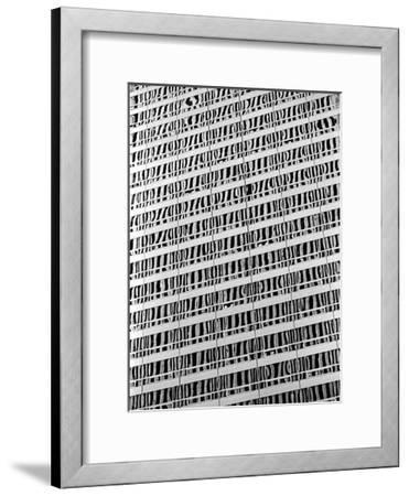 Reflections of NYC IV-Jeff Pica-Framed Art Print