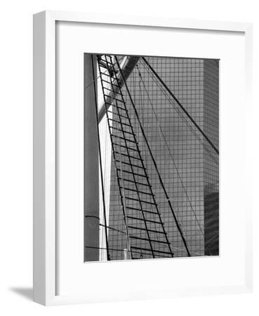South Street Seaport III-Jeff Pica-Framed Art Print