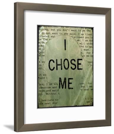 She IX-Jennifer Jorgensen-Framed Art Print