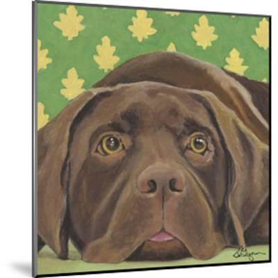 Dlynn's Dogs - Casey-Dlynn Roll-Mounted Art Print