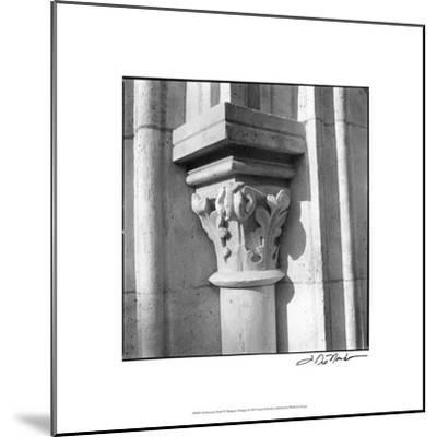Architecture Detail IV Budapest-Laura Denardo-Mounted Premium Giclee Print