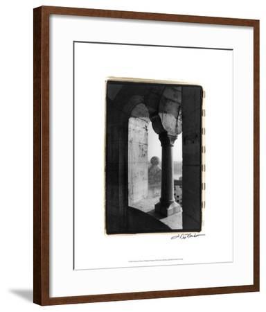Fisherman's Bastion II Budapest-Laura Denardo-Framed Premium Giclee Print