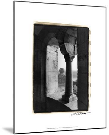 Fisherman's Bastion II Budapest-Laura Denardo-Mounted Premium Giclee Print