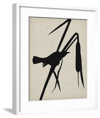 Audubon Silhouette II-Vision Studio-Framed Giclee Print