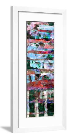 Textured Lines I-Danielle Harrington-Framed Giclee Print