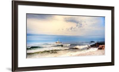 Heading to Sea-Danny Head-Framed Giclee Print