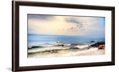 Heading to Sea-Danny Head-Framed Giclee Print