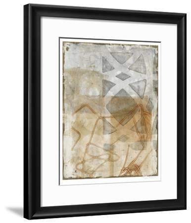 Delicate Lines I-Megan Meagher-Framed Limited Edition