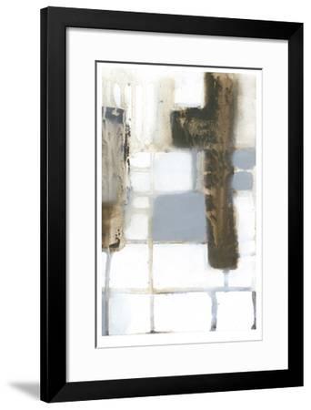 Modular Layout II-Jennifer Goldberger-Framed Limited Edition