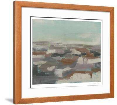 Sky Field I-Jennifer Goldberger-Framed Limited Edition