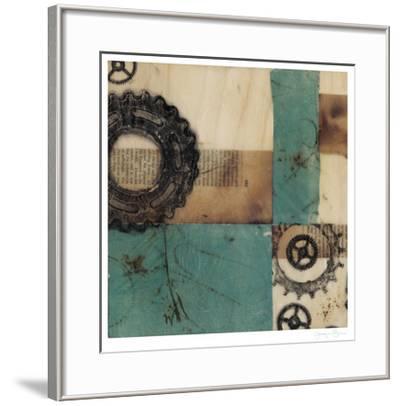 Machinery I-Jennifer Goldberger-Framed Limited Edition
