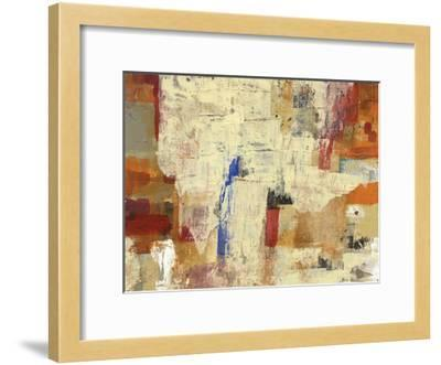 Busy Beige-Smith Haynes-Framed Art Print