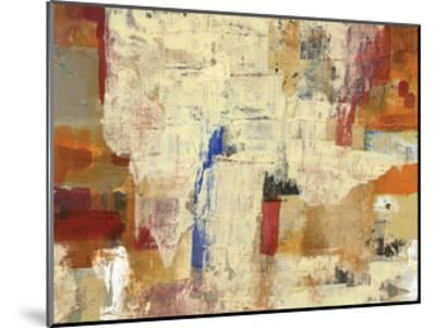 Busy Beige-Smith Haynes-Mounted Art Print
