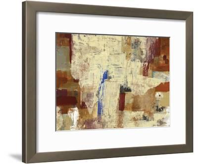 Busy Beige A2-Smith Haynes-Framed Art Print