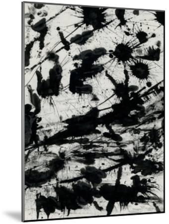 Splatter 2-OnRei-Mounted Art Print
