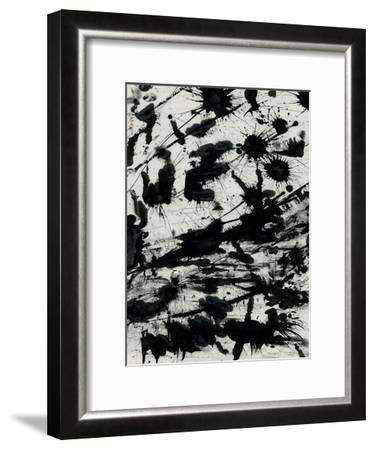 Splatter 2-OnRei-Framed Art Print