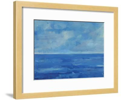 Opean Seas-Smith Haynes-Framed Art Print