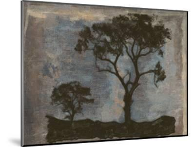 Tree Horizon II-Taylor Greene-Mounted Art Print