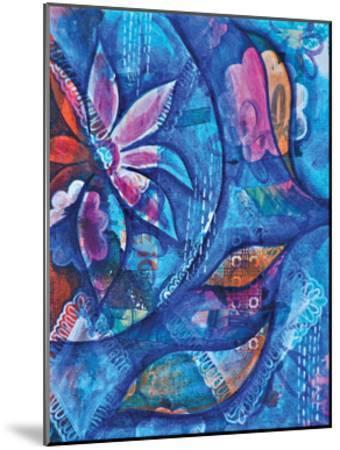 Kaleidoscope-Pam Varacek-Mounted Art Print