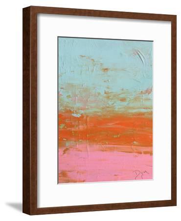 Beach Daze I-Beverly Dyer-Framed Art Print