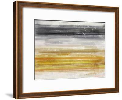 Linear Illusion I-Cynthia Alvarez-Framed Art Print