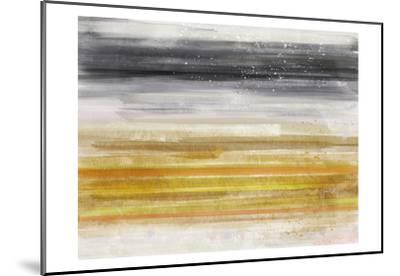 Linear Illusion I-Cynthia Alvarez-Mounted Art Print