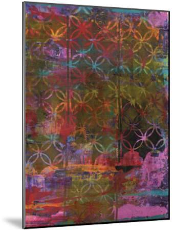 Rhapsody B-Smith Haynes-Mounted Art Print