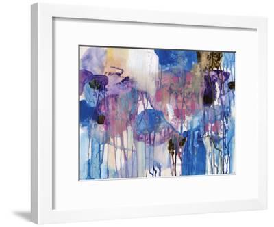 Aqua Melt-Smith Haynes-Framed Art Print