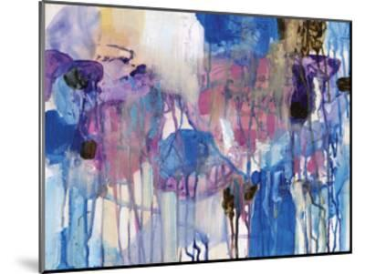 Aqua Melt-Smith Haynes-Mounted Art Print