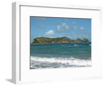 Grenada 4-Sheldon Lewis-Framed Art Print