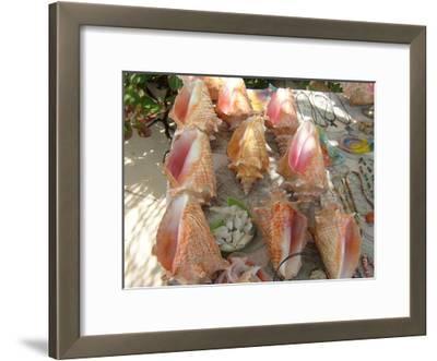 Grenada 11-Sheldon Lewis-Framed Art Print